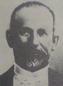 Bartolomé Godó, fundador de La Vanguàrdia.
