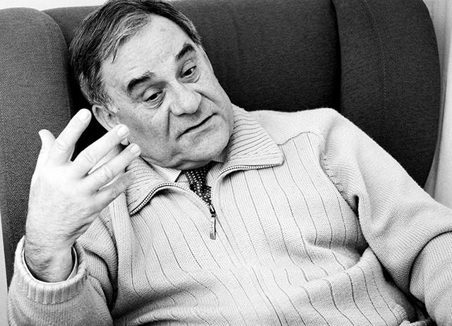 Lluís Foix va ser director de 'La Vanguàrdia' durant els primers anys del pujolisme. Foto: Blog Lluís Foix