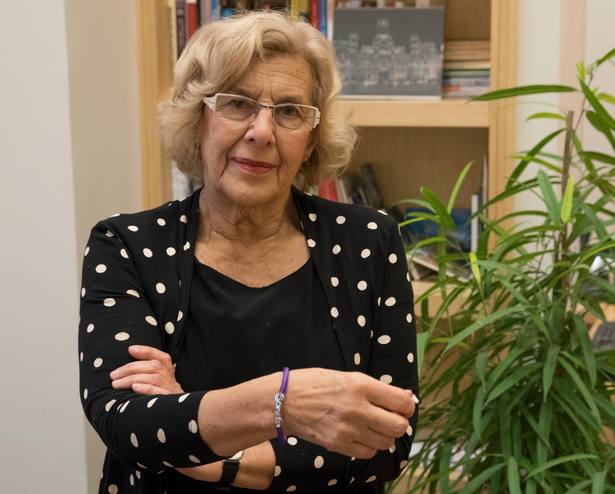 Manuela Carmena / AJUNTAMENT DE MADRID