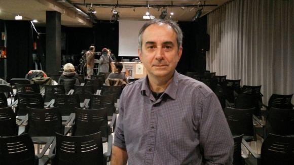 Àlex Guillamon, coordinador d'Entrepobles