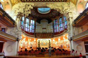 Palau de la Música.