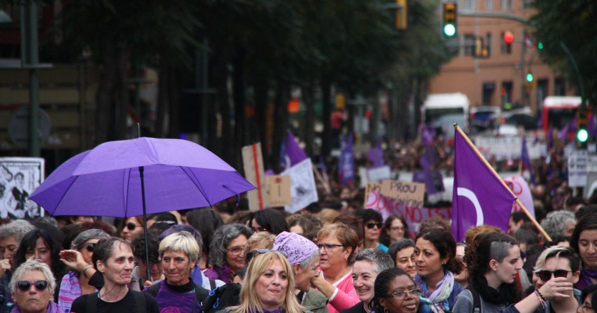 MANIFESTACIÓ FEMINISTA + LGTBI A BARCELONA Foto_3143273-1200x630