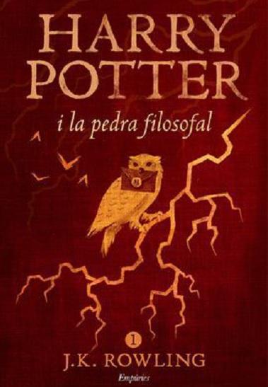 'Harry Potter i la pedra filosofal'