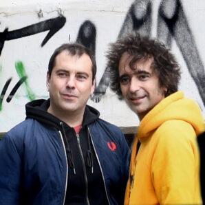 David Caño i Martí Sales