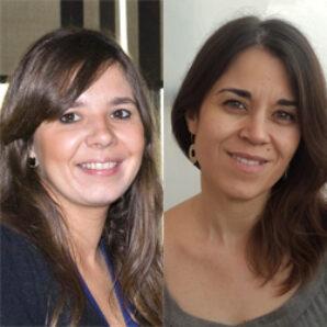 Montse Capdevila i Sheila González