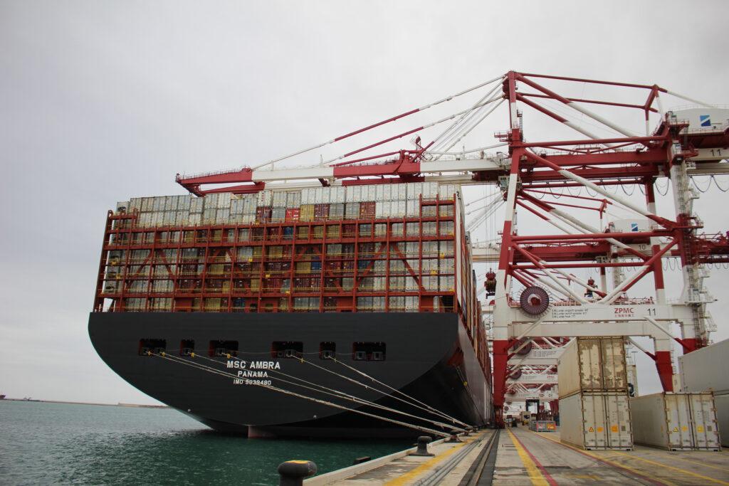 Vaixell Port