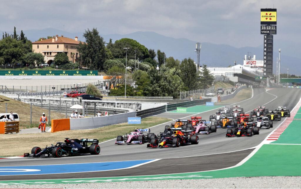 Montmeló Formula 1