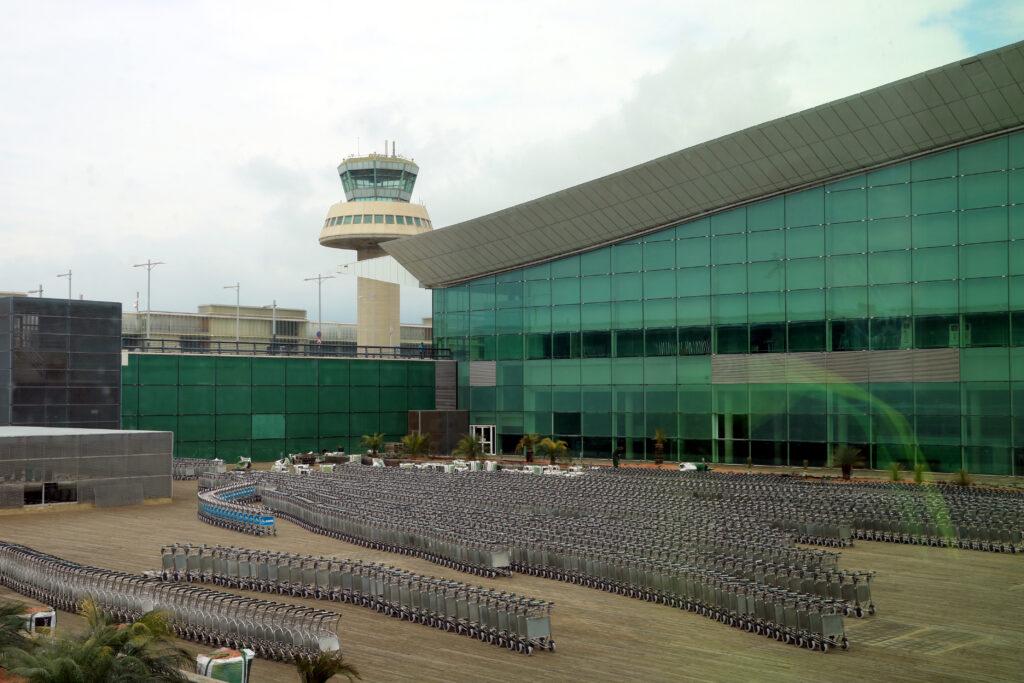 Aeroport Prat T1