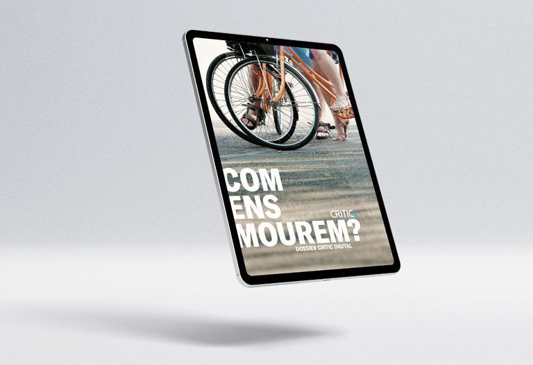 'Com ens mourem?', dossier monogràfic digital