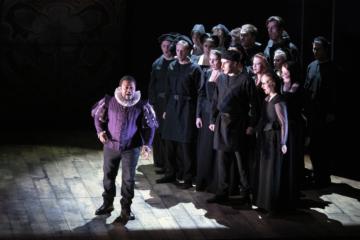 Norfolk singing with Chorus