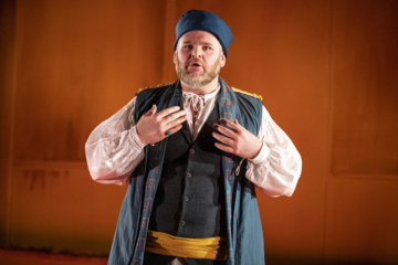 Christopher Turner as Idomeneo