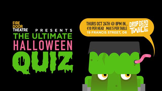 The Ultimate Halloween Quiz!