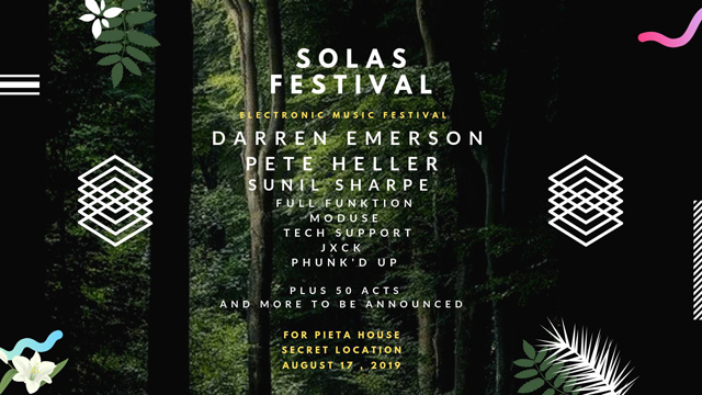 Solas Electronic Music Festival 2019 - Entertainment ie