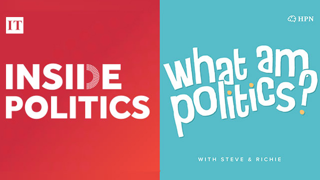 Dublin Podcast Festival: Inside Politics + What Am Politics