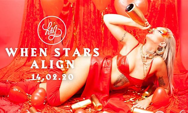 H&G's Valentines Gathering – When Stars Align