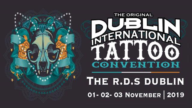 The Dublin International Tattoo Convention 2019