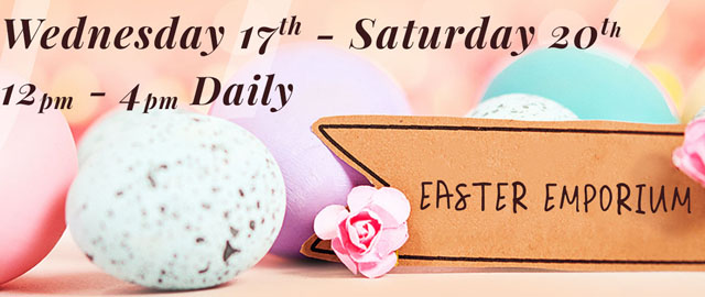 Liffey Valley Easter Emporium