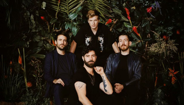 Foals at the Trinity Summer Series 2019