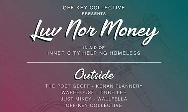 Off-Key Collective Presents: Luv Nor Money