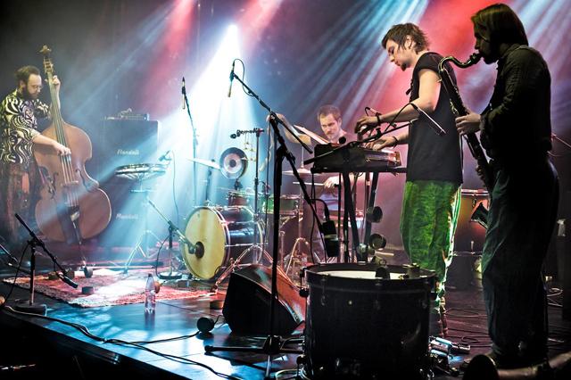 Spectrum Festival - Alarmist & Magnetica Orkesteria