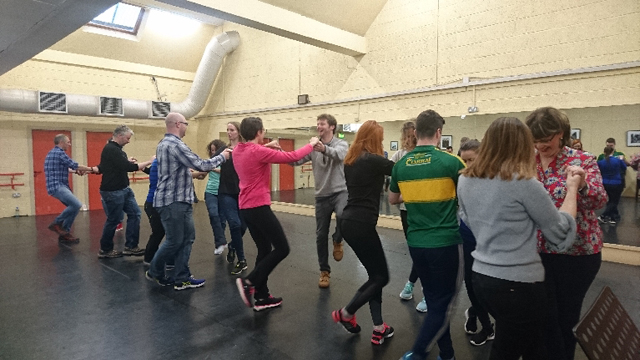 Traditional Irish Dance Workshop