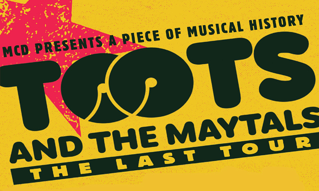 The Last Ever Tour From Toots and the Maytals | Lee 'Scratch' Perry | The Selector ~CANCELLED~