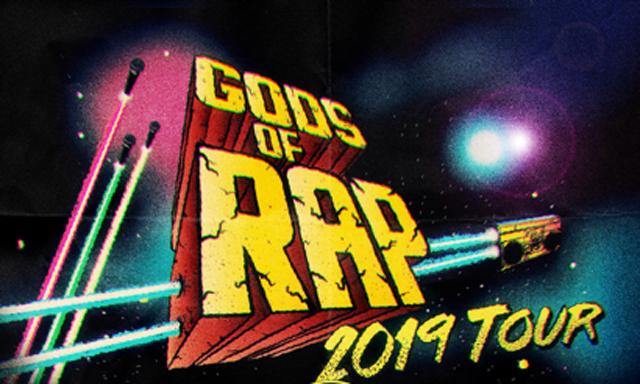 Gods of Rap Tour 2019