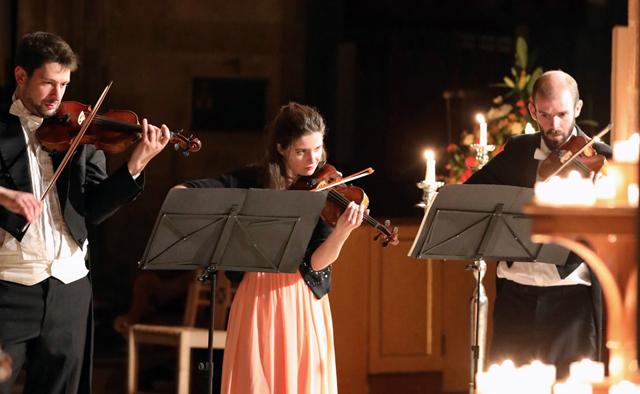 Vivaldi - Four Seasons by Candlelight