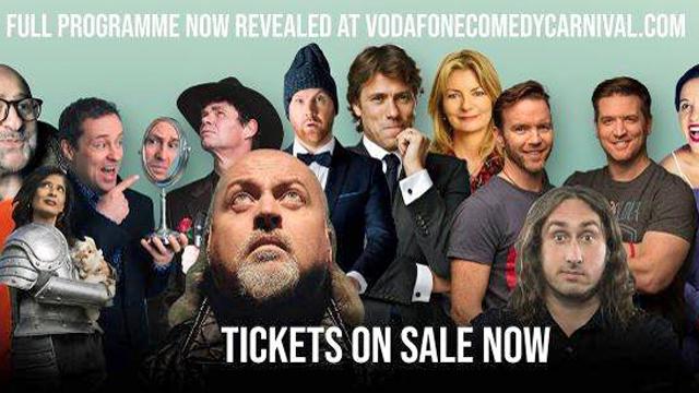 The Vodafone Comedy Carnival