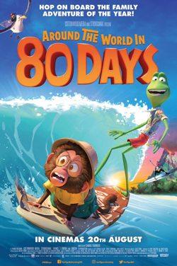 Around The World in 80 Days (Le tour du monde en 80 jours)