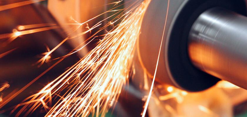 Industry welding sparks 785685529