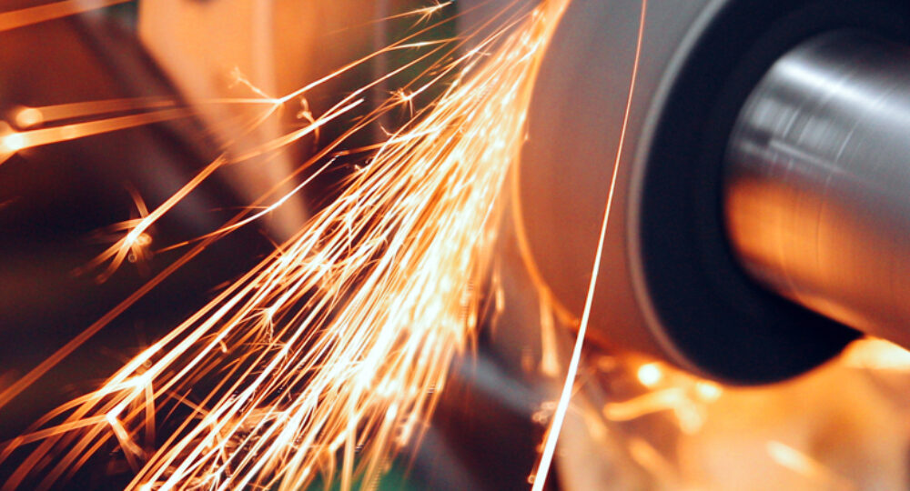 Industry welding sparks 785685529
