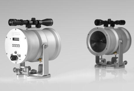 LAS ET SYSTEMS Scintillometer