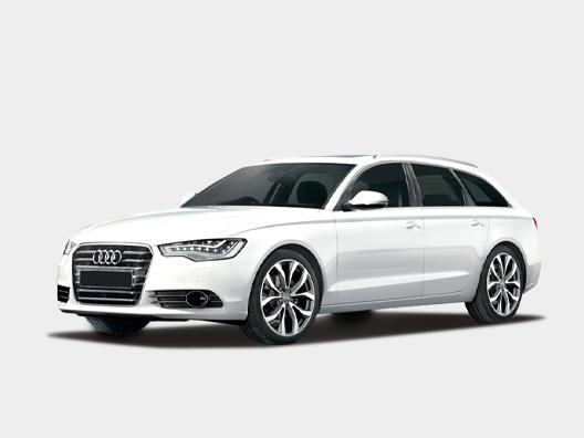 Audi a6 etusivu