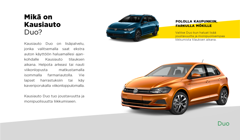 Duo siv polo golf variant 1