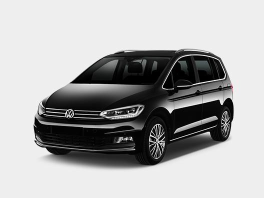 Volkswagen Touran automaatti
