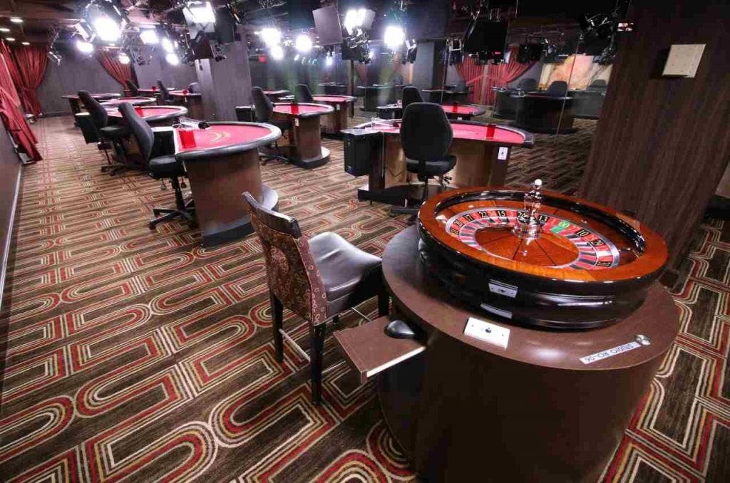 We Got The Inside Tour Of Golden Nugget's Live Dealer Studio | Ezugi