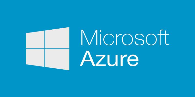 Microsoft Windows Azure logo