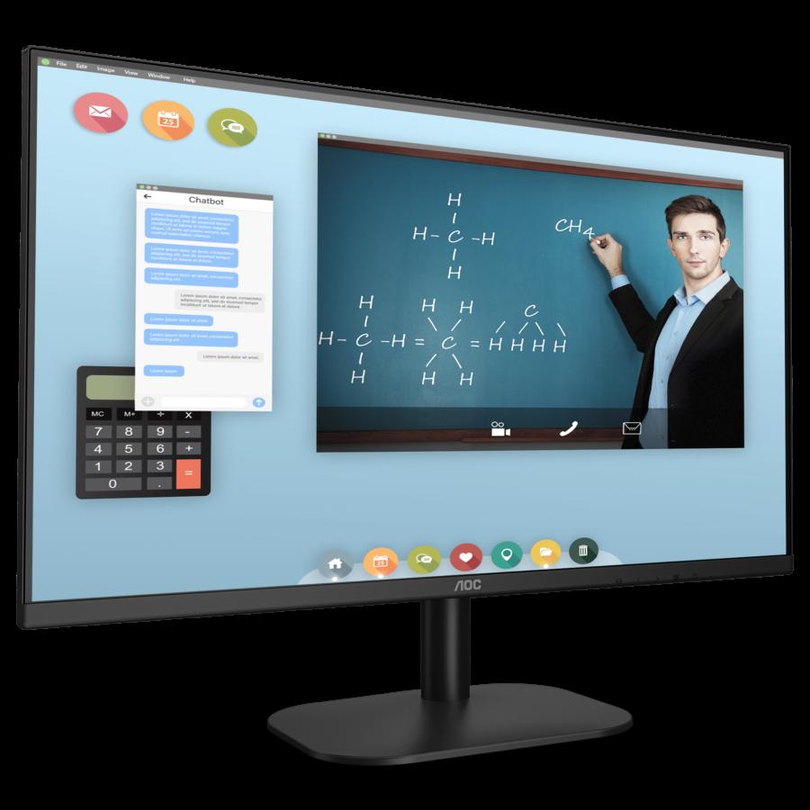 AOC-skjermer for det nye skoleåret