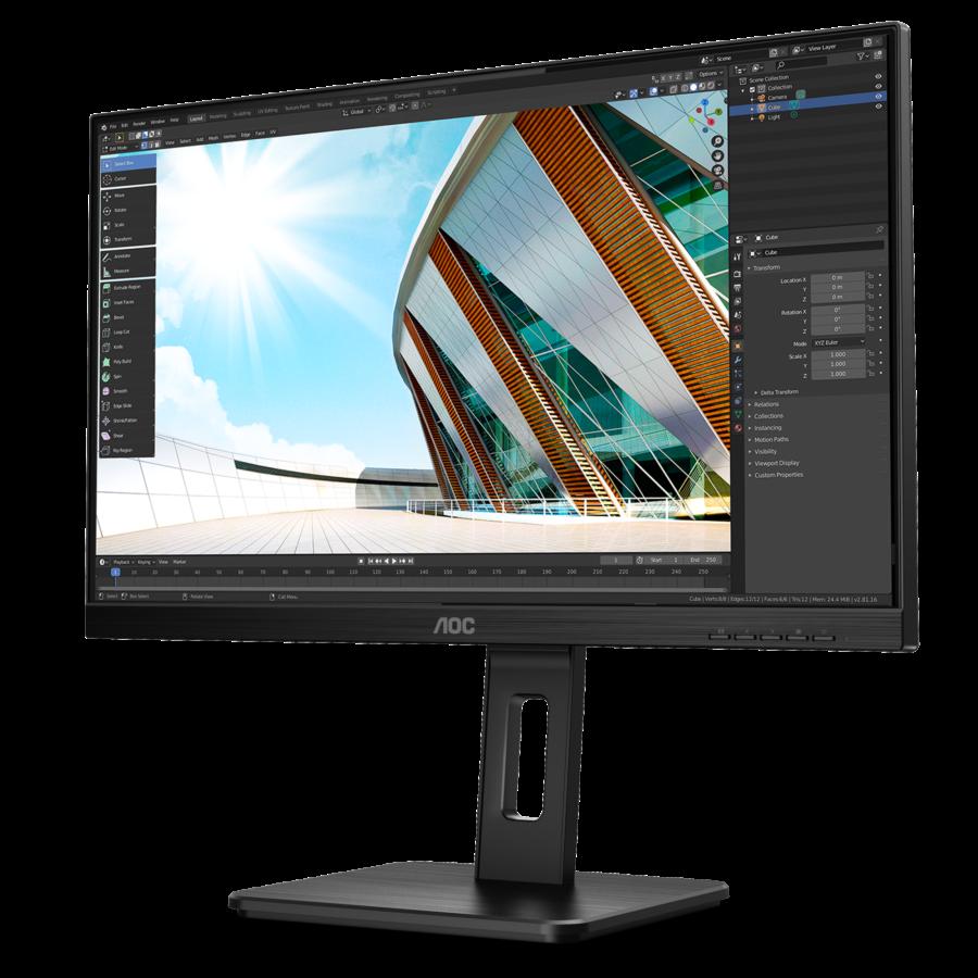 Monitory s úžasným obrazem a špičkovým výkonem