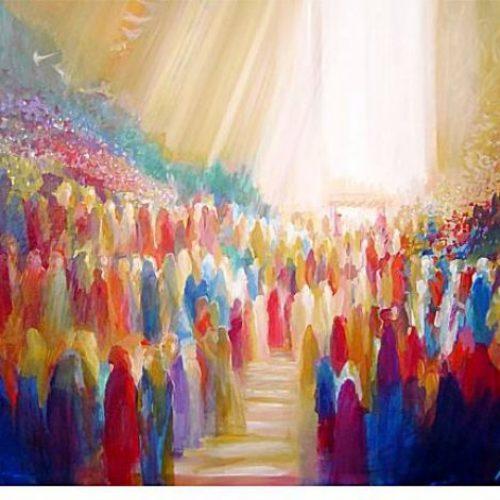 Enlightened Body -- Israel