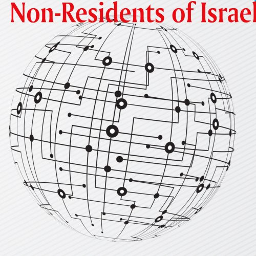 Non Residents of Israel