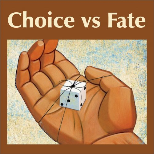 Choice vs Fate -- Illustrated Video Series