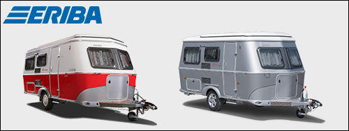ERIBA Caravans Adventure Leisure Vehicles
