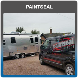 Paintseal Caravan and Motorhome Paint Protection