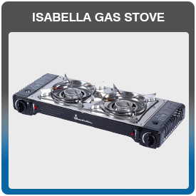 Isabella Double Camping Stove