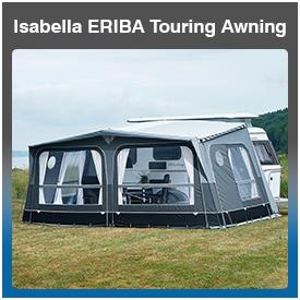 Isabella ERIBA Touring Awning for sale