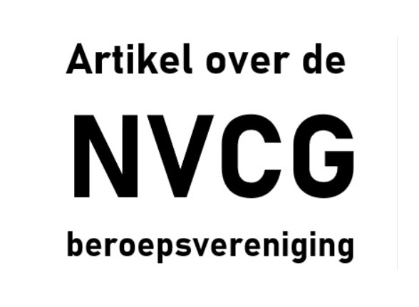 NVCG, al 17 jaar aan het professionaliseren