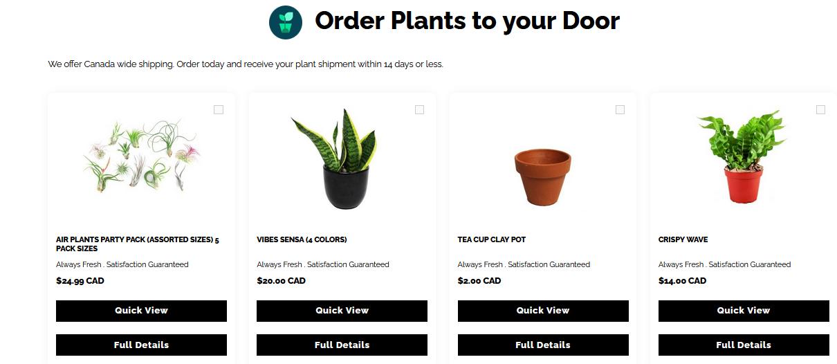 order-plants