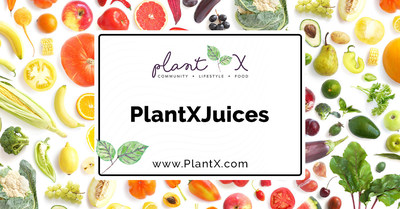 PlantX adds juices to its meal delivery section (CNW Group/PlantX Life Inc.)